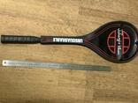 Темничная ракетка с чехлом, фото №3