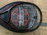Темничная ракетка с чехлом, фото №6