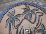 Таба TABA Настенная Тарелка Египет, фото №3