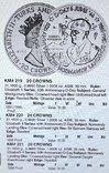 20 крон 1994 года Рамзай Теркс и Кайкос, фото №13