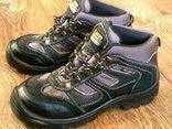 Защитные ботинки разм.41, фото №3