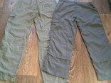 Columbia + Salewa - походные штаны, фото №6