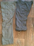Columbia + Salewa - походные штаны, фото №12