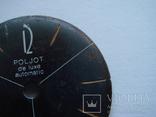 Циферблат к часам Полет де люкс. 29 кам. автомат, фото №4