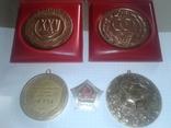 Медали настольные [5шт], фото №2