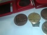 Медали настольные [5шт], фото №3