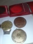 Медали настольные [5шт], фото №4