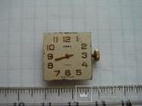 Механизм с циферблатом к часам Чайка, фото №2