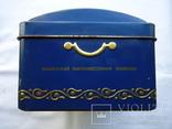 Жестяная коробка от Азербайджанского чая, фото №6