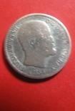 Данія 4 скіллінга 1854, фото №6