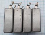 374 конденсаторы К75-15 0,1мкФ 3кВ 4шт., фото №4