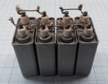 374 конденсаторы К75-15 0,1мкФ 3кВ 4шт., фото №6