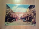 Ужгород, 10 открыток, изд. Минсвязи СССР 1981, фото №3