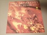 Пластинка Пол Маккартни Flowers in the dirt, фото №2