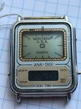 Часы Монтана электронные, фото №2