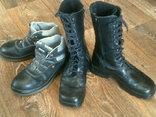Защитные походные ботинки(2 шт.) разм.39, фото №3