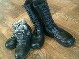 Защитные походные ботинки(2 шт.) разм.39, фото №2