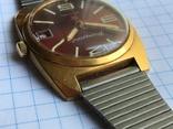 Часы Командирские Ау-10 на ходу Чистополь заказ МО СССР+ браслет см.видео, фото №7