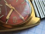 Часы Командирские Ау-10 на ходу Чистополь заказ МО СССР+ браслет см.видео, фото №10