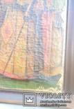 Икона Святых храмовая 78см * 72см, фото №6
