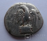 Денарий Веспасиан с  меткой, фото №2