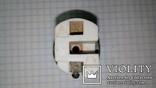 Керамический электрический немецкий патрон с ПМВ с клеймом, фото №13