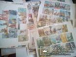 Альбом с вырезками из почтовых конвертов (34листа), фото №2