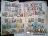 Альбом с вырезками из почтовых конвертов (34листа), фото №5