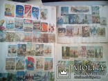 Альбом с вырезками из почтовых конвертов (34листа), фото №6