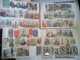 Альбом с вырезками из почтовых конвертов (34листа), фото №10