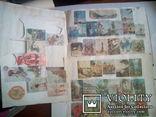 Альбом с вырезками из почтовых конвертов (34листа), фото №12
