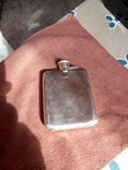 Фляга серебряная, фото №7