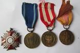 Польские военные награды, фото №2