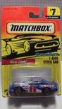 Matchbox Ford Thunderbird Stock Car 1/66 1996 China, фото №2
