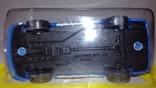 Matchbox Ford Thunderbird Stock Car 1/66 1996 China, фото №7