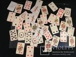"""Карти колекційні дві колоди """"Empire Patience"""". Тематика монархи, члени королівської сім'ї, фото №3"""