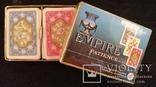 """Карти колекційні дві колоди """"Empire Patience"""". Тематика монархи, члени королівської сім'ї, фото №5"""