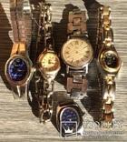 Женские часы разных производителей на запчасти, фото №3