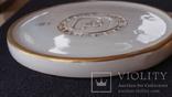Памятная фарфоровая медаль ЧМ по борьбе Минск 1975 год, фото №13