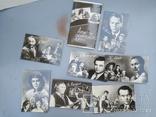 Фотографии артистов , фильмы 1957 г, фото №4