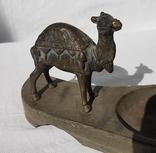 Верблюд-пепельница СССР ЧСЗ НИМОР, фото №3