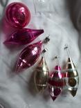 Елочные игрушки глинка, фото №5