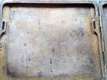 Портсигар срібло,kim Польща 1920-ті.102+грам., фото №9