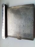 Портсигар срібло,kim Польща 1920-ті.102+грам., фото №12