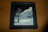 Картина с подписью, фото №2