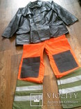 Защитный плащ + штаны, фото №2