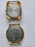 Годинники Ау в позолоті на ремонт, фото №3