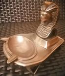 Пепельница Фараон, фото №4