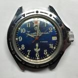 Часы Командирские 17 камней, СССР, фото №2