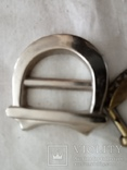 Пряжки  ( 5 шт . )  металлические, фото №4